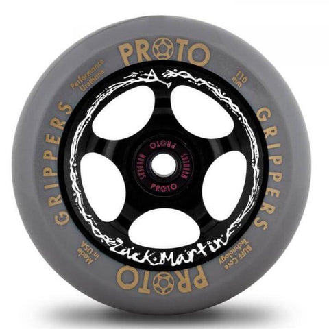 Proto Grippers Zack Martin Signature 110mm Scooter Wheels X2