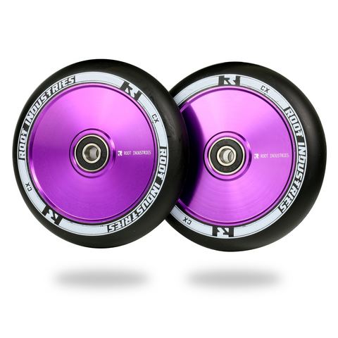 Root Industries Air Wheels 110mm | Black/Purple