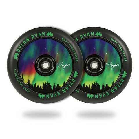 Root Industries Air Wheels 110mm | Dylan Ryan Signatures