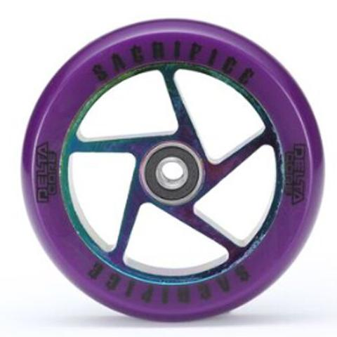 Sacrifice Delta Core Wheel – Purple Neo