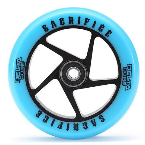 Sacrifice Delta Core Wheel – Blue Black