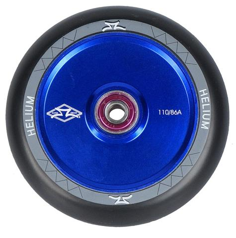 AO Scooters Helium Wheel 110mm – Blue