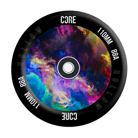 CORE Hollow Stunt Scooter Wheel 110mm - Galaxy