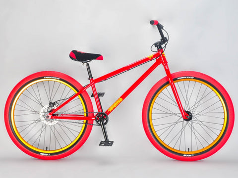 Mafia Medusa Wheelie Bike - Red