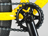 Mafia Medusa Wheelie Bike - Yellow
