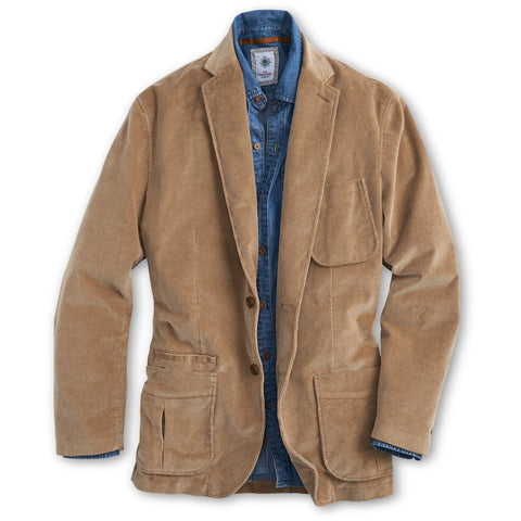 The Nutty Trailblazer Corduroy Sport Coat - Tall