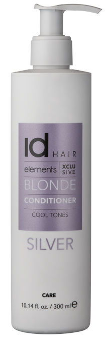 ELEMENTS XCLUSIVE - Blonde Conditioner - Silver 300ML