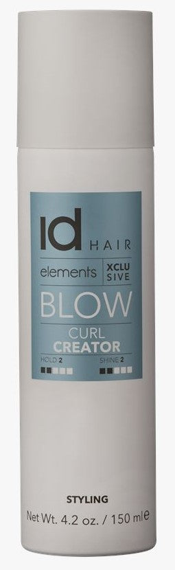 ID HAIR - ELEMENTS XCLUSIVE CURL CREATOR 150ML - Frisøren & Baronen