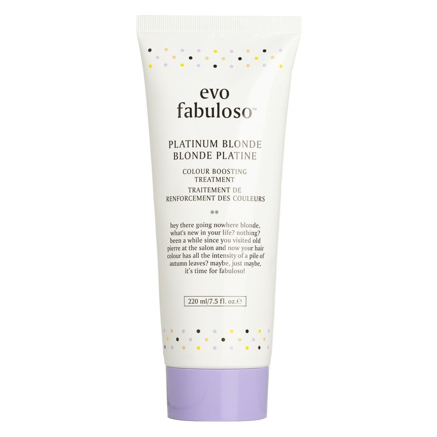 EVO - FABULOSO PLATINUM TRETMENT 220ML
