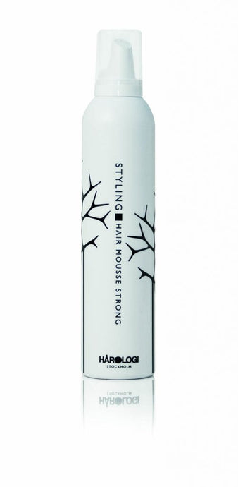 HÅROLOGI - HAIR MOUSSE STRONG 300ML