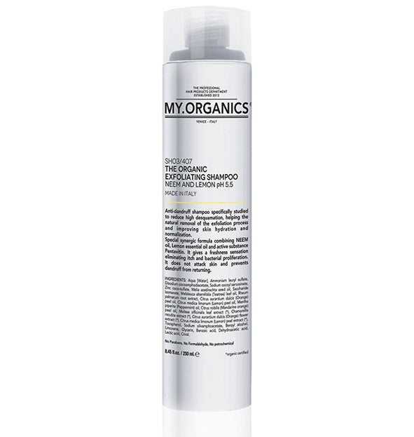MY.ORGANICS - MY EXFOLIATING SHAMPOO 250ML