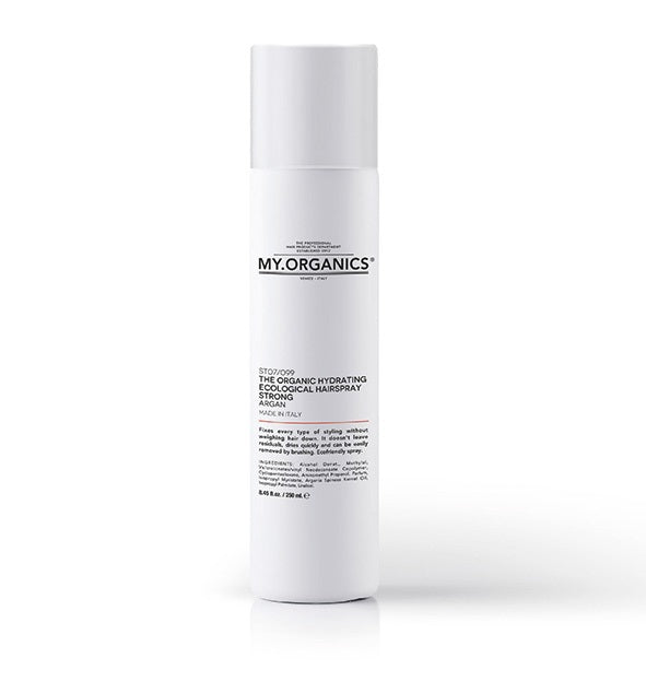 MY.ORGANICS - MY HYDRATING HAIRSPRAY STRONG 250ML
