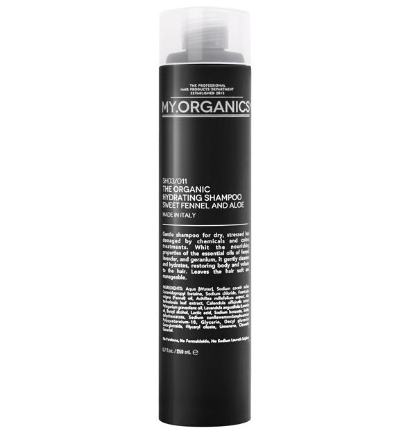 MY.ORGANICS - MY HYDRATING SHAMPOO 250ML