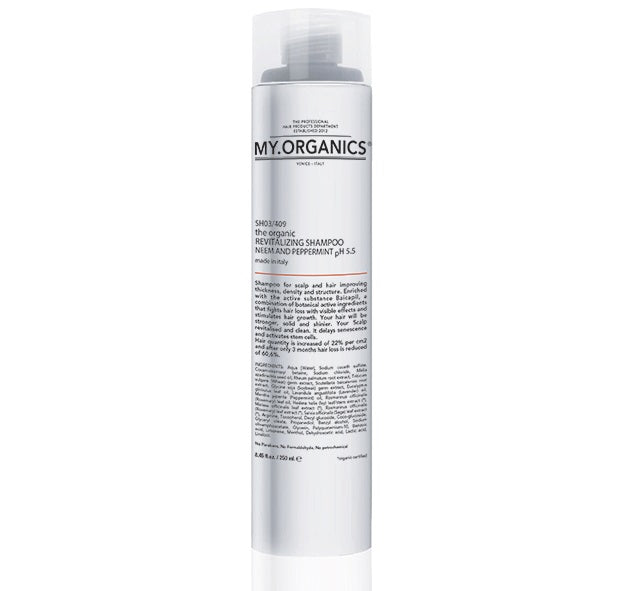 MY.ORGANICS - MY REVITALIZING SHAMPOO 250ML