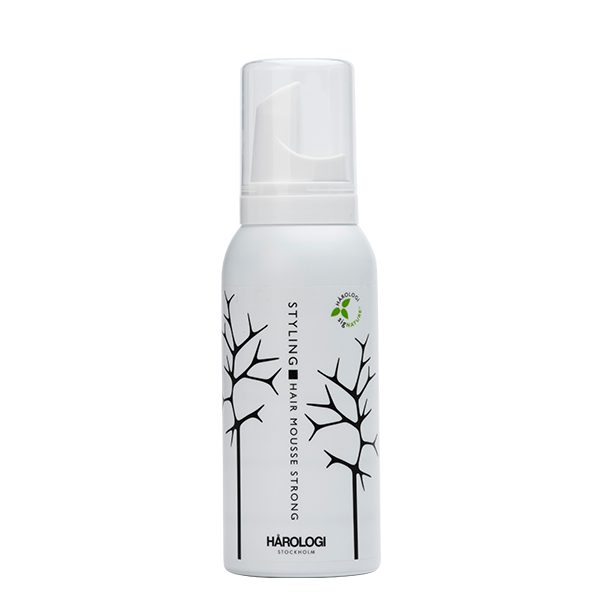 HÅROLOGI - HAIR MOUSSE STRONG 100ML - FRISØREN & BARONEN