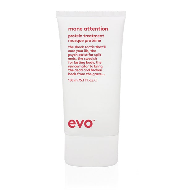 EVO - MANE ATTENTION PROTEIN TREATMENT 150ML - Frisøren & Baronen