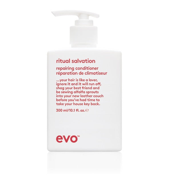 EVO - RITUAL SALVATION REPAIRING CONDITIONER 300ML - Frisøren & Baronen