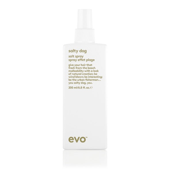 EVO - SALTY DOG SALT SPRAY 200ML - Frisøren & Baronen
