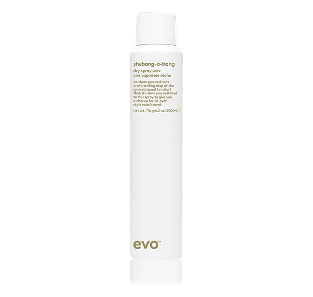 EVO - SHEBANG-A-BANG DRY SPRAY WAX 200ML - Frisøren & Baronen