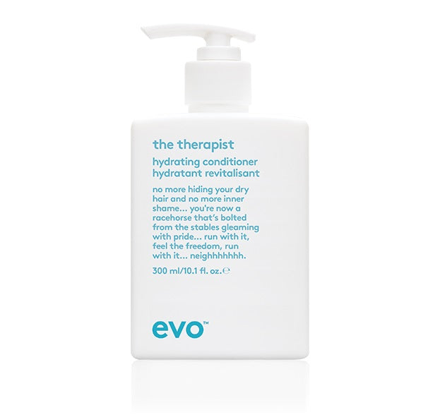 EVO - THE THERAPIST HYDRATING CONDITIONER 300ML - Frisøren & Baronen