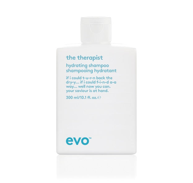 EVO - THE THERAPIST HYDRATING SHAMPOO 300ML - Frisøren & Baronen