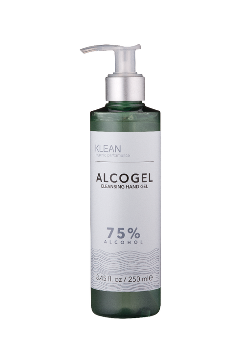 KLEAN ALCOGEL 75% 250ML