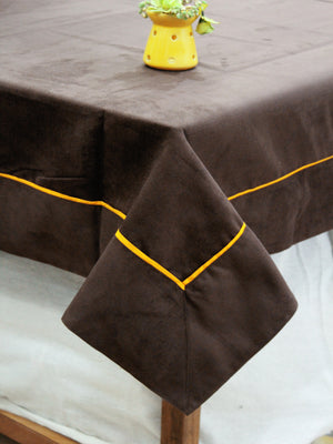 SUEDE Table Cloth
