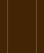 AURAVE Cotton 210 TC Plain Bedsheet (Coffee Brown & Beige)