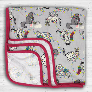 AURAVE Cotton Swaddle Blanket for New Born Baby,1 Piece