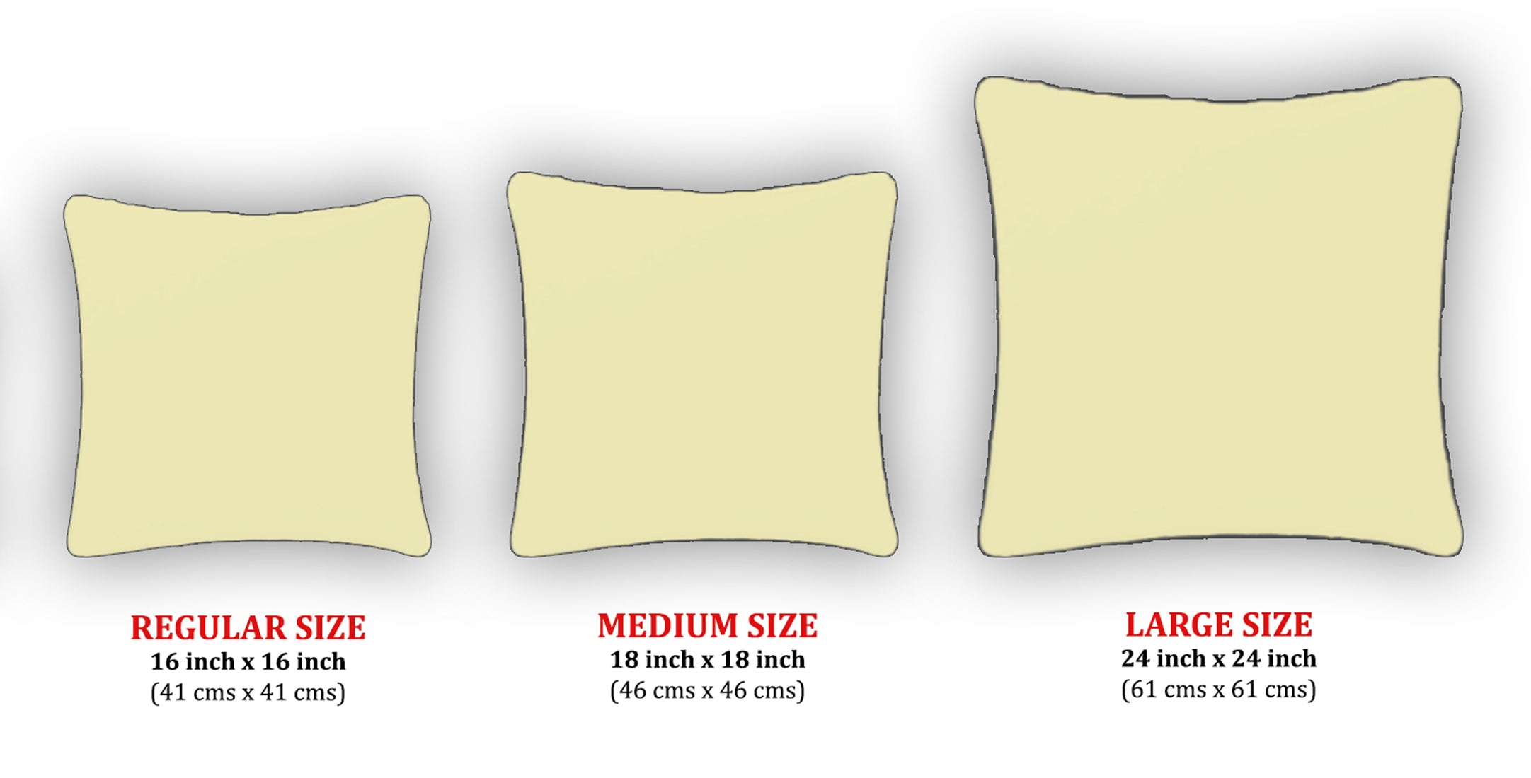 AURAVE Suede Luxurious Microfibre Cushion Cover 2 pcs for Sofa/Couch - Cream