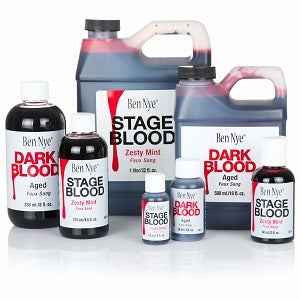 Stage Blood & Dark Blood - Ben Nye