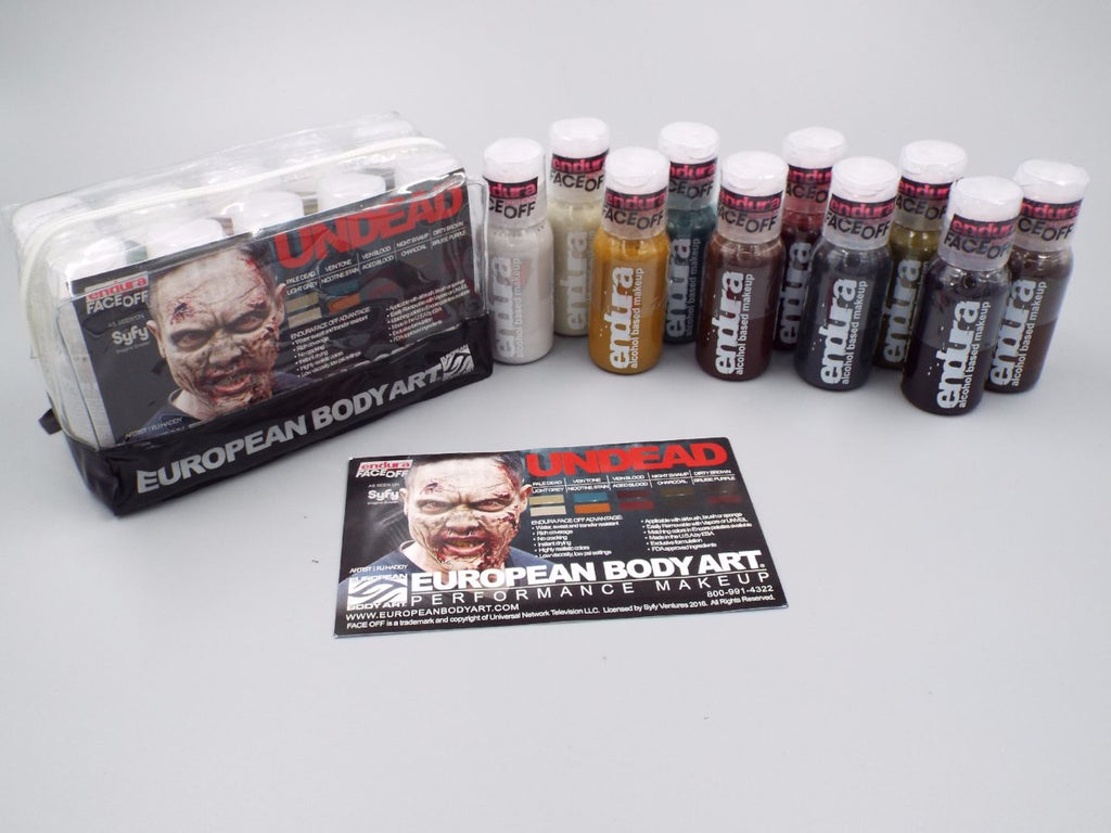 EBA Endura Airbrush Packs