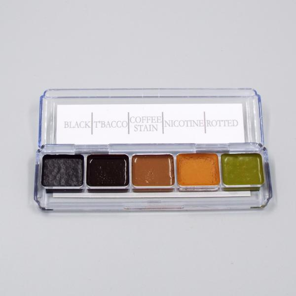 Fleet Street Pegworks Tooth Lacquer Palette #1