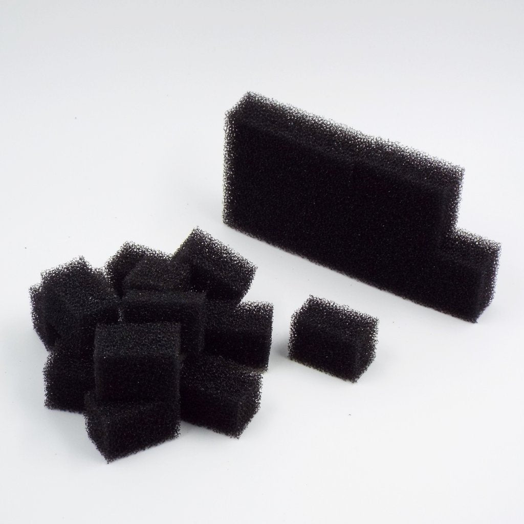 12-Piece Stipple Sponge Block, Stage & Screen FX - Stage & Screen FX