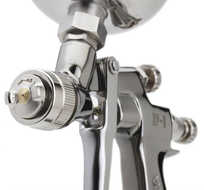 Iwata G3 Gravity Feed Airbrush - Wide Spray / Basecoating