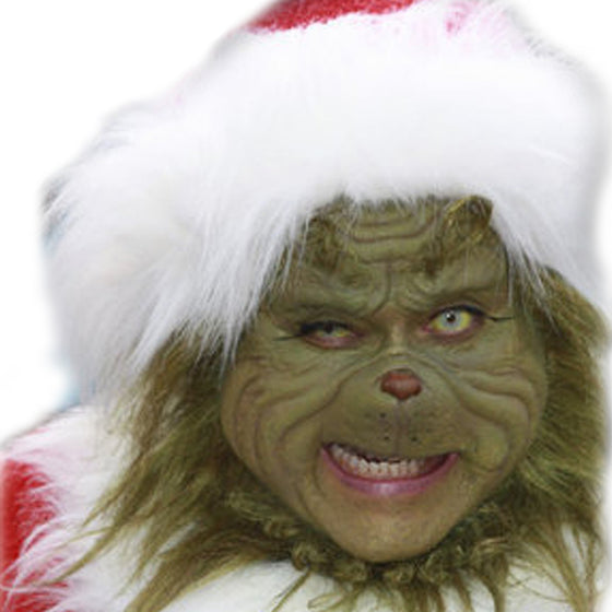 FX Faces The Mean One (Grinch) Prosthetic