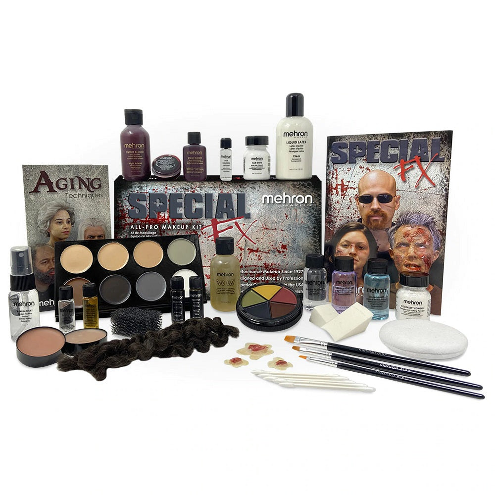 Mehron ALL-PRO Special FX Kit