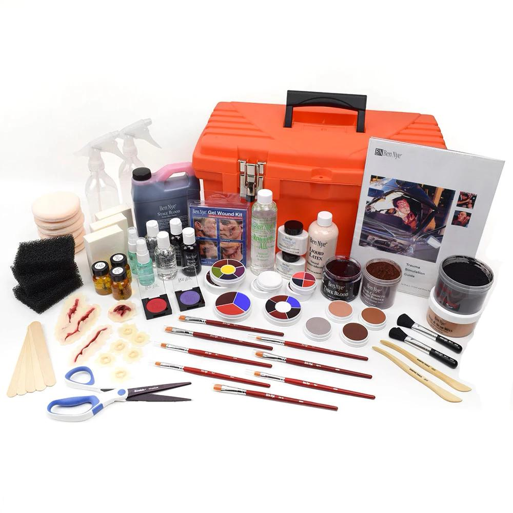 Professional Moulage Kit (Large) - Ben Nye
