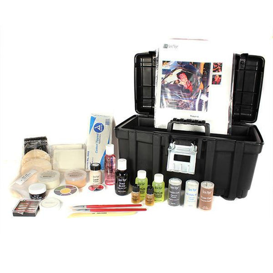 EMS Basic Training Moulage Kit - Ben Nye