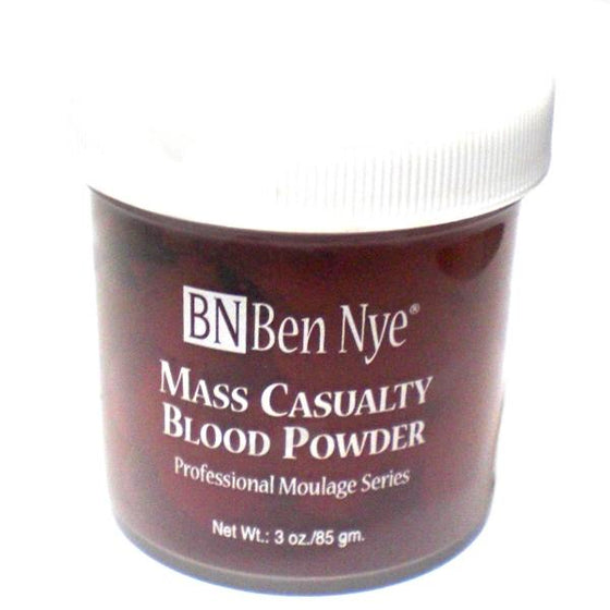 Simulated Mass Casualty Blood Powder - Ben Nye