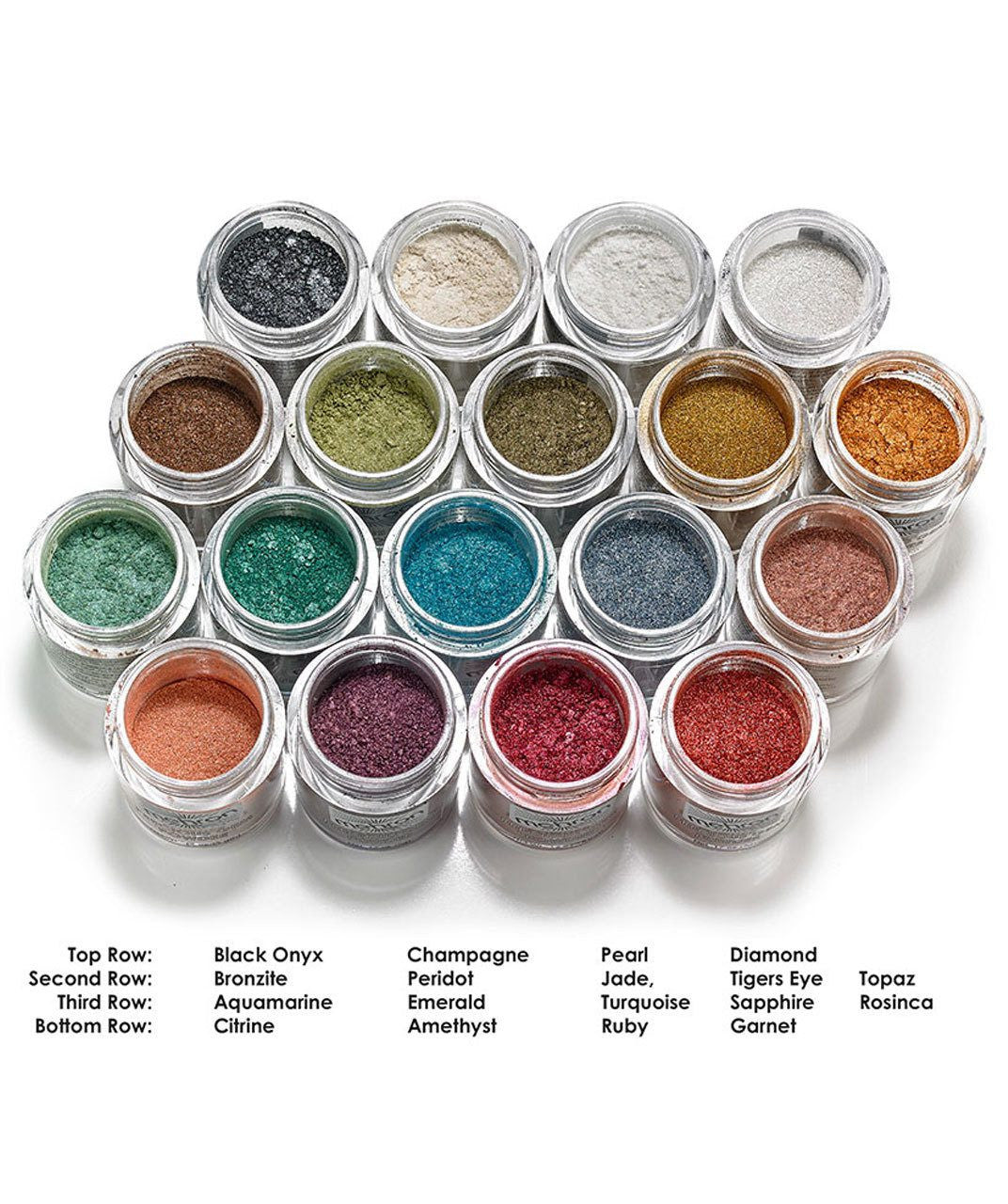 Precious Gem Powder Pigments Stage And Screen Fx