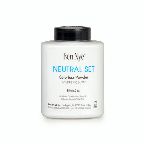Neutral Set Colorless Powder - Ben Nye