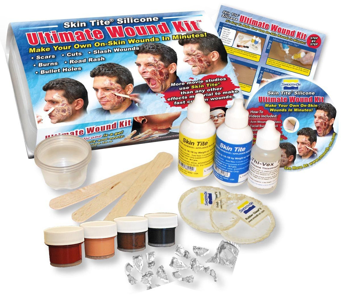Smooth-On Ultimate Wound Kit! *Best Seller*