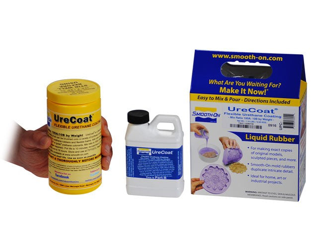 Smooth-on Urecoat Flexible Coating