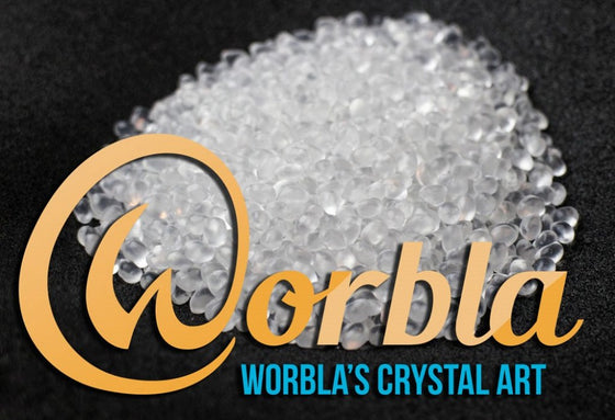 Worbla's Crystal Art - Clear Thermoplastic Pellets
