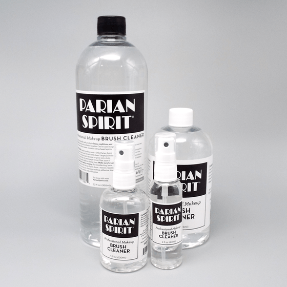 Adhesive/Solvent - Parian Spirit Professional Makeup Brush Cleaner