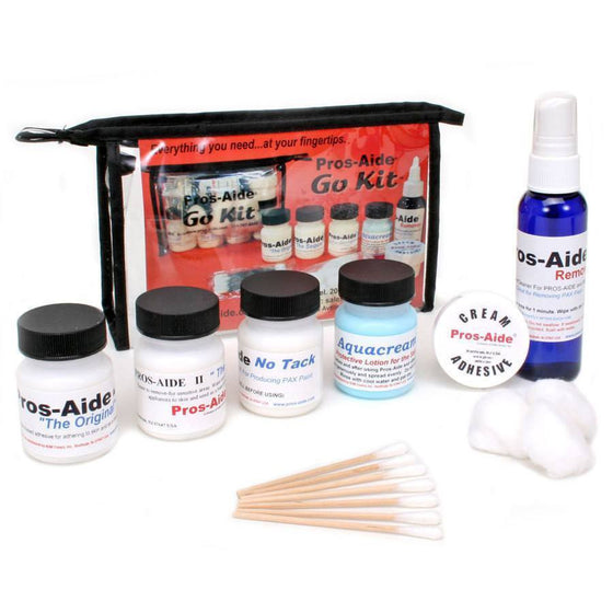 Adhesive/Solvent - Pros-Aide Go Kit (Everything You Need!)