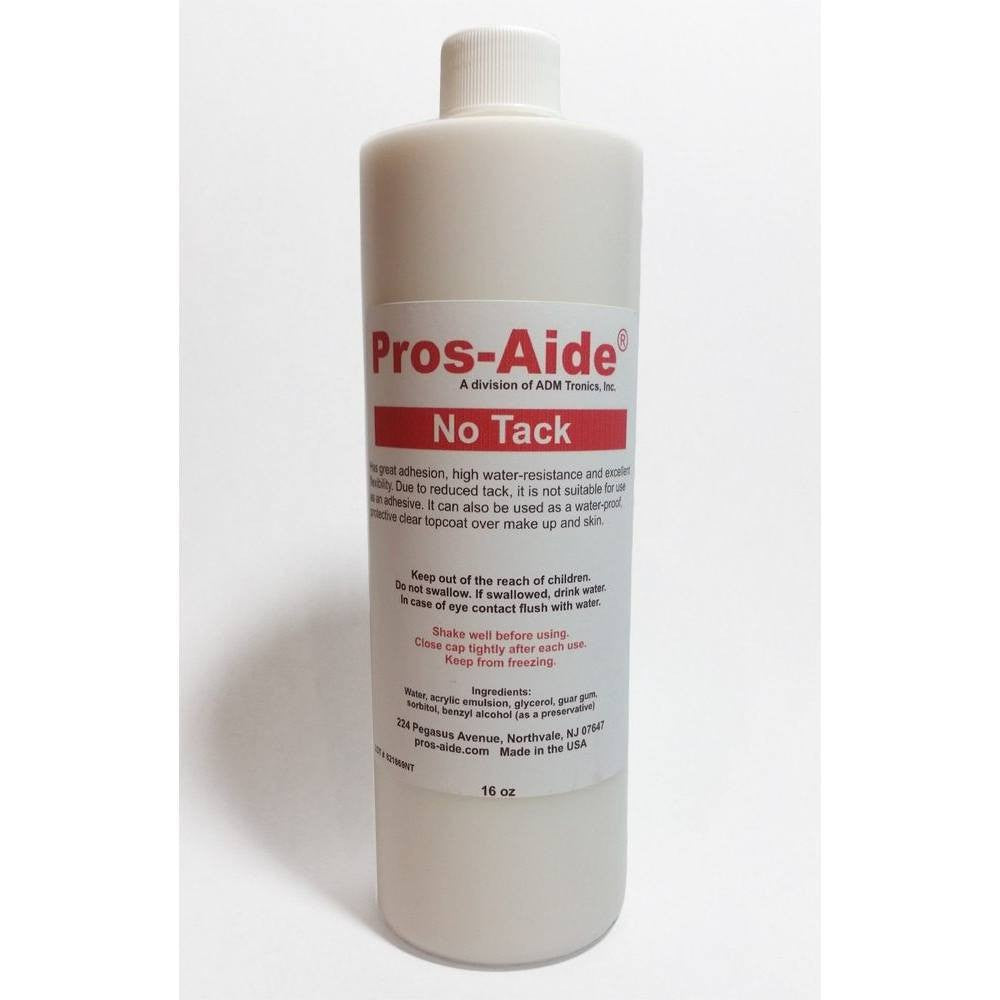 Adhesive/Solvent - Pros-Aide NO TACK By ADM Tronics - Popular PAX Base