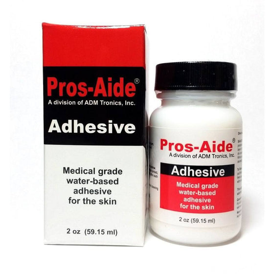 "Adhesive/Solvent - Pros-Aide ""The Original"" Adhesive By ADM Tronics"