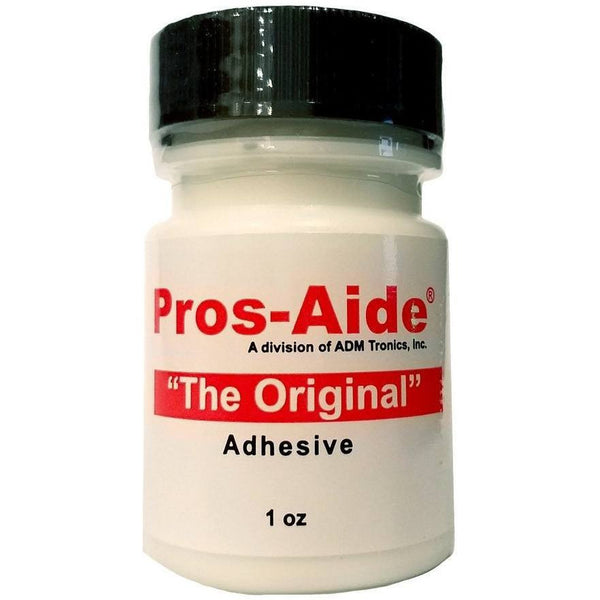 Pros Aide Quot The Original Quot Adhesive By Adm Tronics Stage